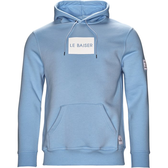 Chateaux - Sweatshirts - Regular - Blå